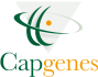 Capgenes Mobile Logo