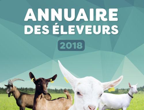 Mise à jour de l'annuaire des éleveurs adhérents de Capgènes